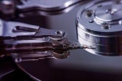 磁盘驱动器 免版税图库摄影