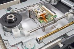 磁盘驱动器dvd 图库摄影