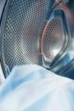 磁鼓机洗涤物 库存图片