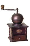磨咖啡器 免版税图库摄影