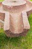磨房石头 库存图片