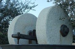 磨石橄榄 免版税库存照片