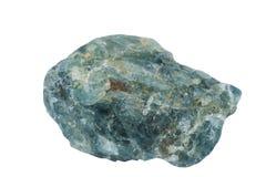 磷灰石矿物 库存图片