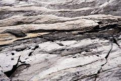礁岩石 库存照片