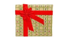 礼品包裹了 免版税图库摄影