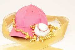 礼品女孩体育运动 免版税库存图片
