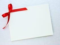 礼品标签 库存照片