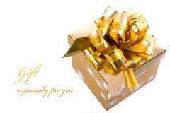 礼品特别是您的 免版税图库摄影
