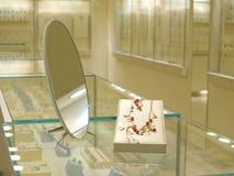 礼品珠宝存在界面 图库摄影
