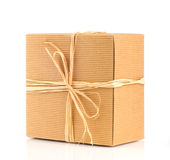 礼品程序包 免版税库存照片