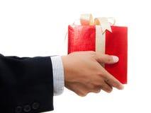 礼品 免版税库存照片