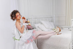 礼服片段顺序婚礼 图库摄影