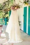 礼服片段顺序婚礼 库存图片
