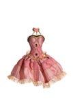 礼服粉红色 图库摄影