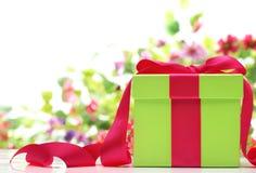 礼物为母亲节 免版税库存照片
