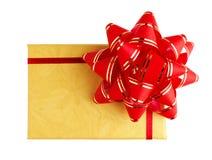 礼物包裹 免版税库存图片