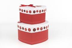 礼物盒,爱 免版税库存图片