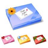 礼物盒 向量例证