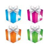 礼物盒 免版税库存照片