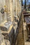 礼节洗净液的地方在Suleymaniye清真寺在伊斯坦布尔, 免版税库存图片