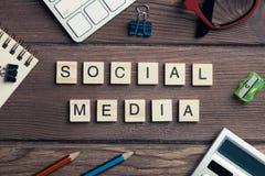 社会互作用和通信的概念拼写了与gam 免版税库存照片