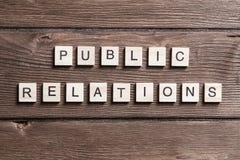 社会和公共关系 图库摄影
