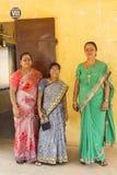 社论新闻纪录片的图象,印地安学校 免版税库存图片