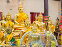 仅社论用途:Samutprakarn,泰国2016年10月19日:Budd 免版税库存照片