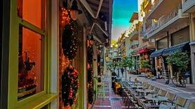 社论:2017年11月22日,约阿尼纳希腊,约阿尼纳希腊xm 库存图片
