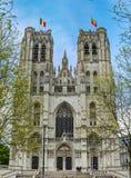 社论:2017年4月16日:布鲁塞尔,比利时 高分辨率p 免版税库存图片