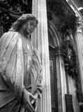 Recoleta公墓,布宜诺斯艾利斯,阿根廷。 库存图片