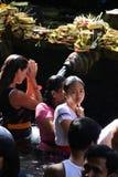 祈祷的寺庙 库存图片