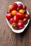 祖传遗物西红柿品种  免版税图库摄影