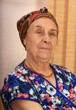 祖母 图库摄影