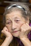 祖母 库存图片
