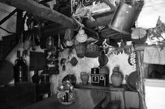 祖母` s厨房 免版税图库摄影
