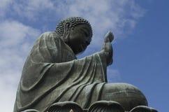 祝福Duddha 免版税库存照片