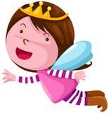 神仙的公主 库存图片