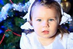 神仙的女孩 图库摄影