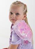 神仙的女孩 免版税图库摄影