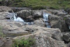神仙的水池,斯凯岛小岛  库存图片