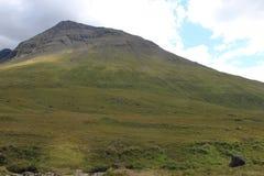 神仙的水池,斯凯岛,苏格兰小岛  库存照片