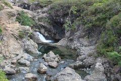 神仙的池 免版税库存图片