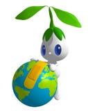 神仙的行星 免版税库存图片