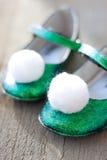 神仙的鞋子 免版税库存图片