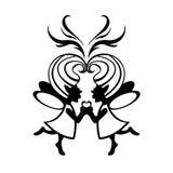 神仙simmetric二 库存图片