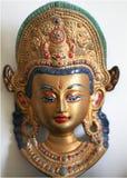 神印地安人 库存照片