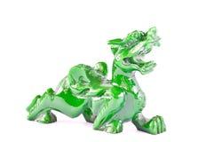 神圣动物中国的玉 免版税库存照片