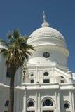 神圣教会的重点 免版税库存照片