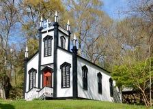 神圣教会的重点 免版税图库摄影